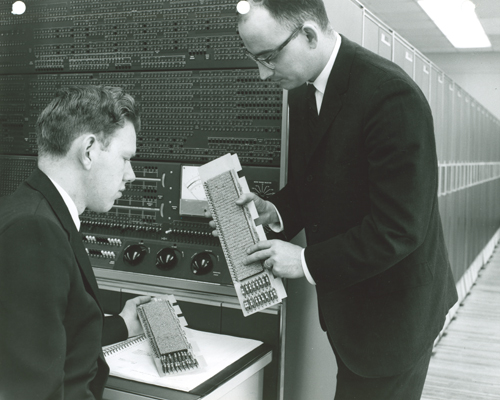 picture of IBM 7030